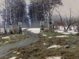 обои Константин КРЫЖИЦКИЙ  Пейзаж фото