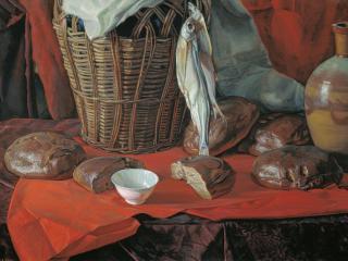 обои Пять хлебов фото