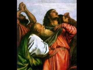 обои Тициан - Ассунта фото