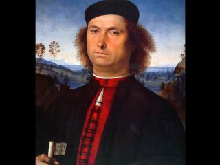обои Пьетро Перуджино - Портрет Франческо делле Опере фото