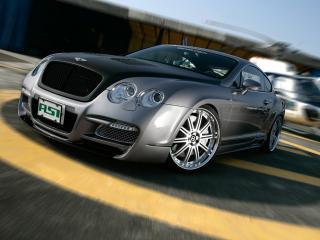 обои ASI Bentley Continental GTC 2008 фото