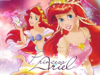 обои Принцесса Ариэль фото