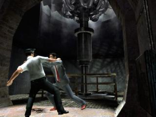 """обои Схватка в подземелиях """"Код да Винчи"""" фото"""