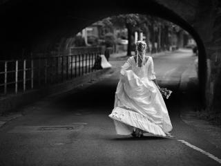 обои Сбежавшая невеста фото
