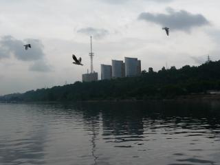 обои Река Кама фото