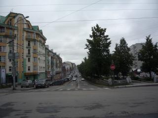 обои Пермь. Улица фото
