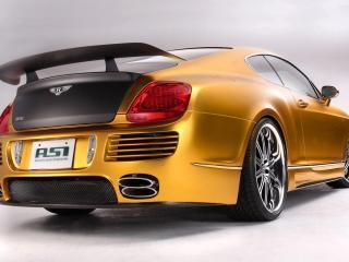 обои Bentley GT Sport фото
