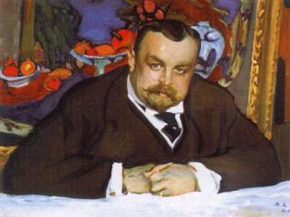 обои Портрет И. А. Морозова фото