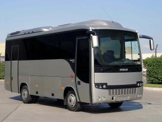 обои Маленький автобус Otokar фото