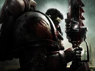 обои Warhammer 40,000 Dawn of War фото
