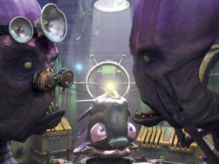 """обои Странные чудики из """"Oddworld Munch s Oddysee"""" фото"""