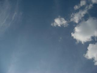 обои для рабочего стола: Летнее небо