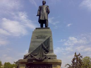 обои Памятник Нахимову фото