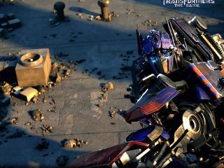 обои Transformers: The Game фото