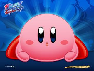 обои Kirby фото