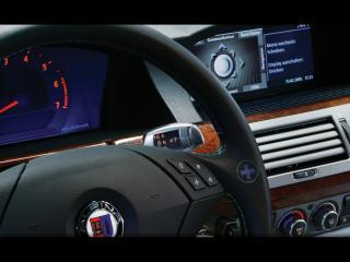 обои Руль BMW Alpina фото