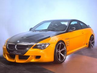 обои AC Schnitzer BMW M6 фото