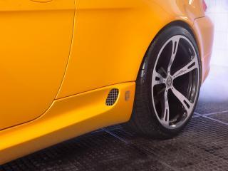 обои Заднеее колесо BMW Schnitzer фото
