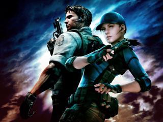 обои Games Resident Evil 5 фото