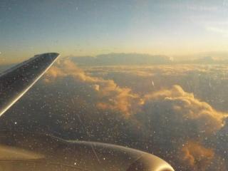 обои Над облаками фото