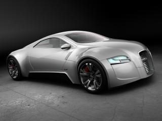 обои Audi R-Zero фото