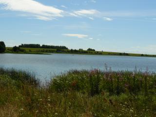 обои Очень красивое озеро фото