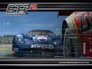 обои GTR2: FIA GT Racing фото