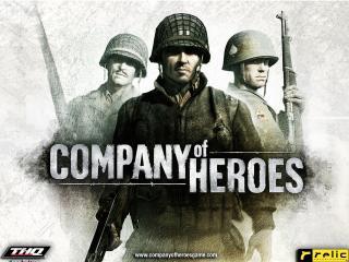 обои Company of Heroes фото