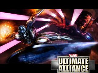 обои Marvel: Ultimate Alliance фото
