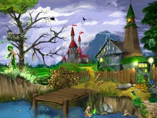 обои Сказочный мир фото