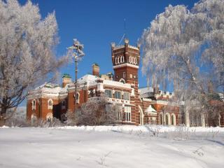обои Юринский замок фото