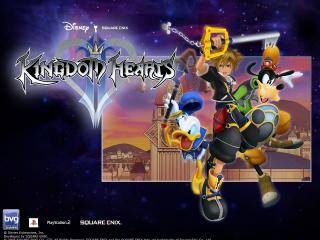 обои Kingdom Hearts 2 фото