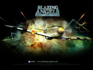 обои Blazing Angels: Squadrons of WWII фото