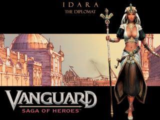 обои Vanguard: Saga of Heroes фото