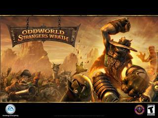 обои Oddworld Strangers Wrath фото