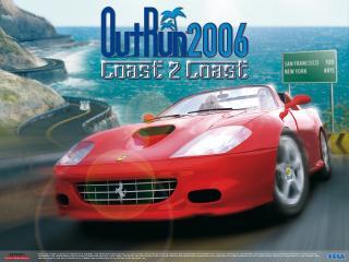 обои Outrun 2006: Coast 2 Coast фото