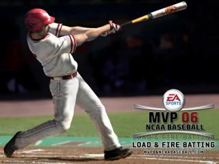 обои MVP 06 NCAA Baseball фото