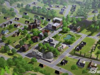 обои The Sims 3 фото