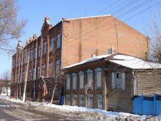 обои Старинная школа фото