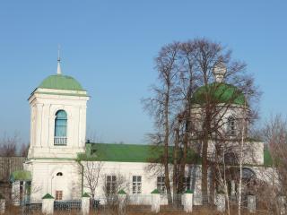 обои Церковь в Коротнях фото