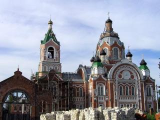обои Юринская церковь фото
