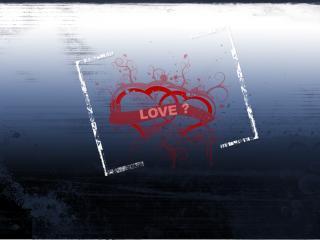 обои Любовь? Любовь фото