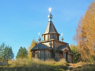 обои Светлоярский храм фото