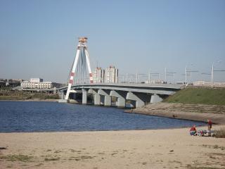 обои Мост через Шексну фото