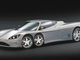 обои Новейшая модель Covini C6W фото