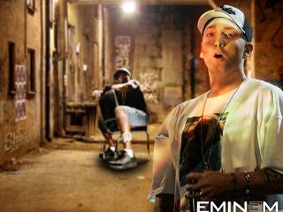 обои Eminem and 50 Cent фото
