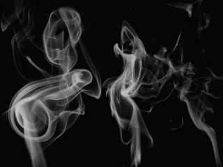 обои Black smoke фото