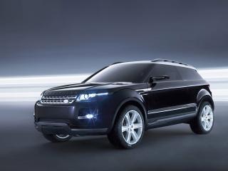 обои Интересный Land Rover LRX Concept фото