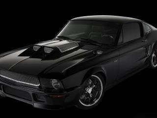 обои для рабочего стола: Элегантный Ford Mustang