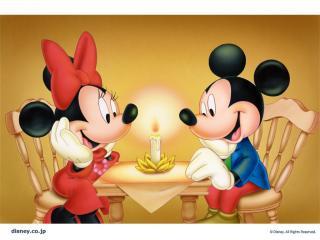 обои Разговор при свече фото